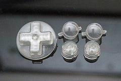 Game Boy DMG 2-Part Buttons - Hand Held Legend, LLC - 4