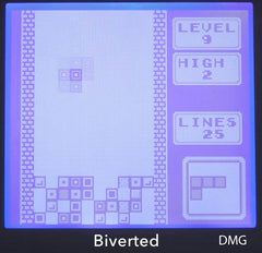 Game Boy Bivert/Hex Module V2 | DMG and Pocket - Hand Held Legend, LLC - 4