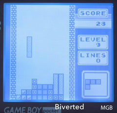Game Boy Bivert/Hex Module V2 | DMG and Pocket - Hand Held Legend, LLC - 6