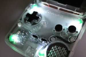 Game Boy Button and Case LED Module - Hand Held Legend