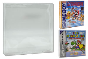Original Game Boy & Game Boy Advance Game Box Protector