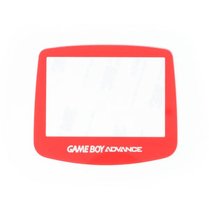 Screens - Game Boy Advance Glass Screen Lens - Cloud Version