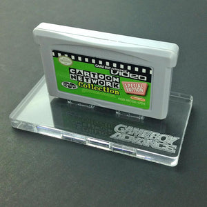 Stands - Game Advance Cartridge Display Stand