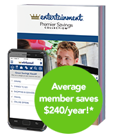New Jersey North Coupon Book Entertainment Coupon Book