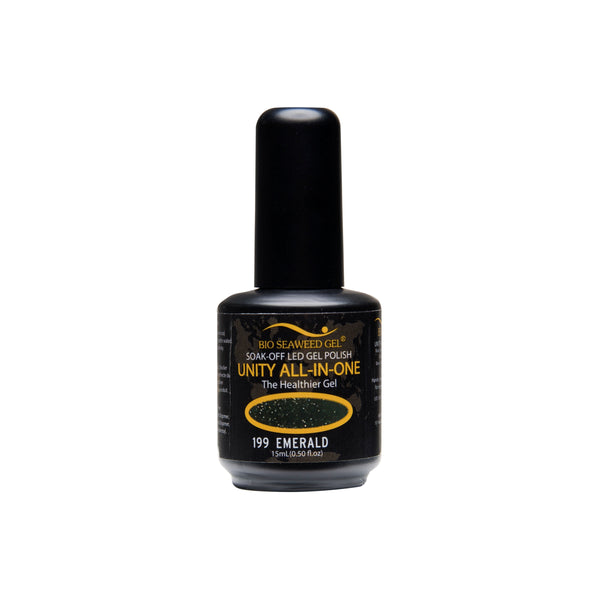 UNITY All-In-One Colour Gel Polish - 199 Emerald
