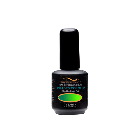 [CLEARANCE] Phases Colour Changing Gel Polish - P4 Earth