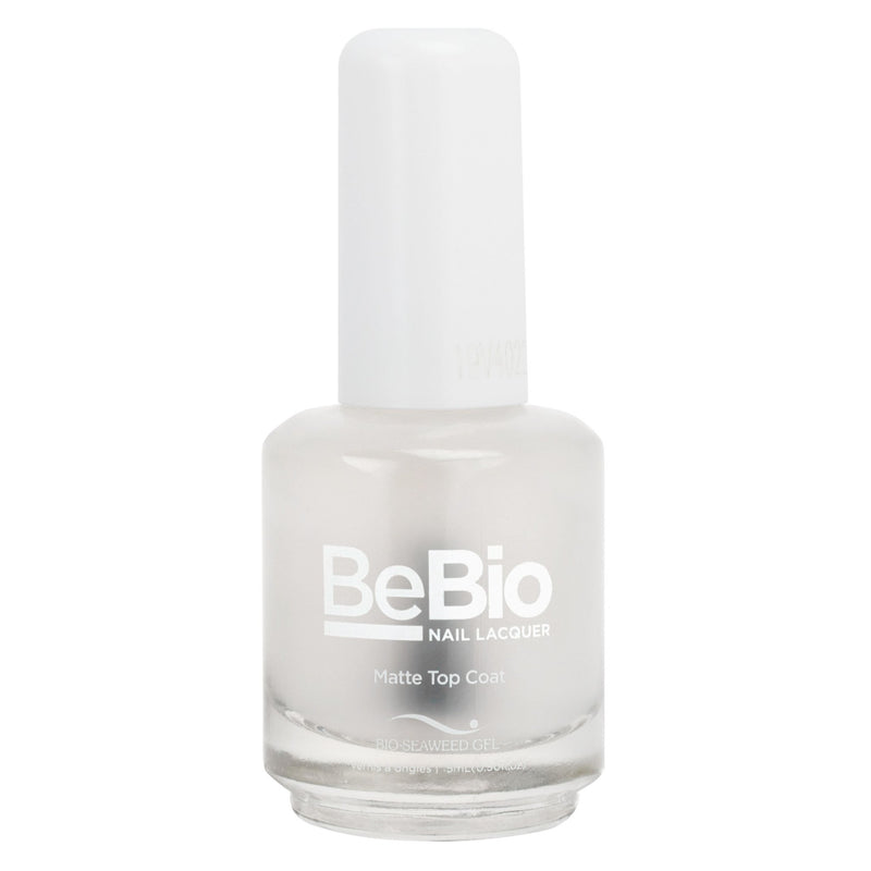 Matte Top Coat - Bio Seaweed Gel Canada