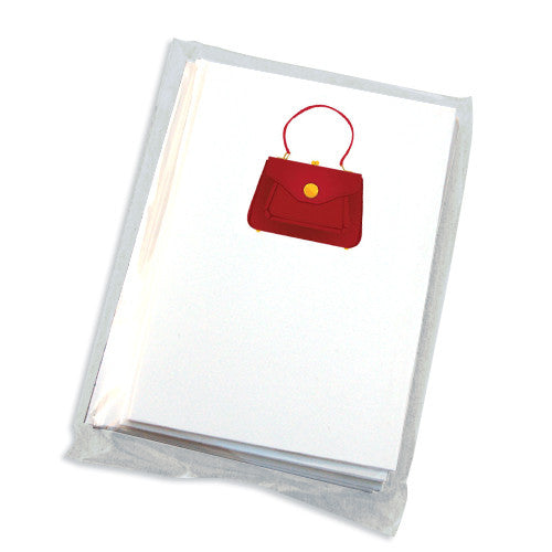 satchel six note cards