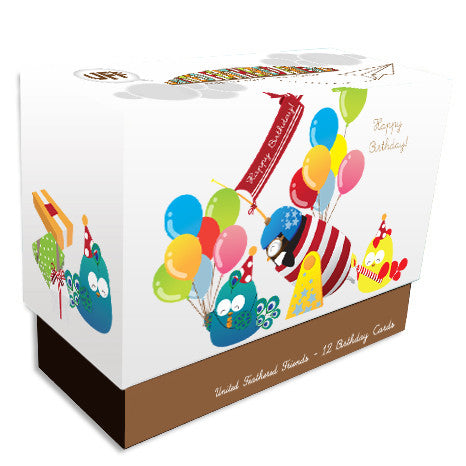 UFF birthday gestures box set