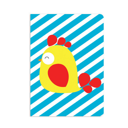 UFF sunrise rooster single card