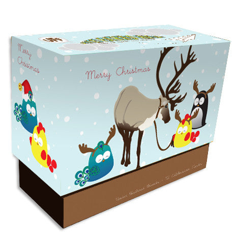 UFF Christmas elements boxed set