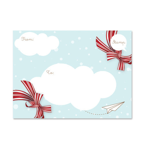 UFF christmas preparation envelope