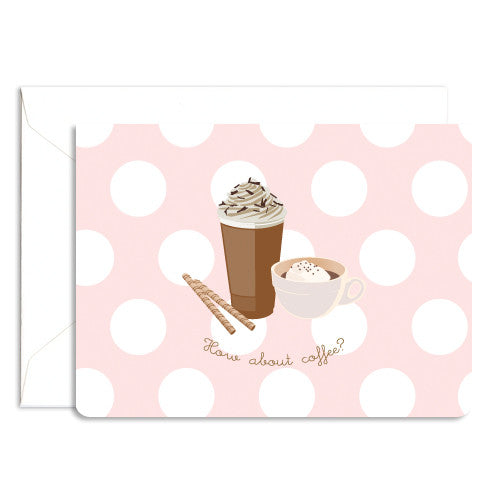 Dolce coffee card