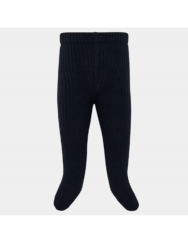 Mayoral Navy Rib Tights