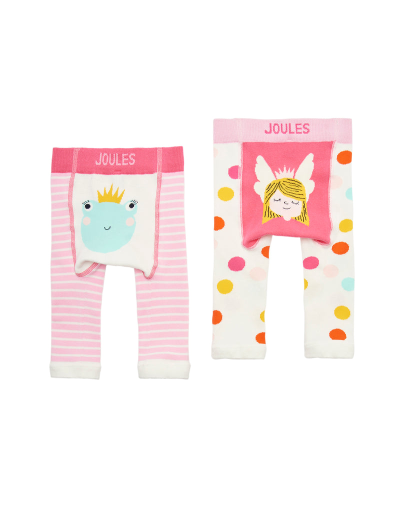 Joules Baby Lively Pink Frog Fairy