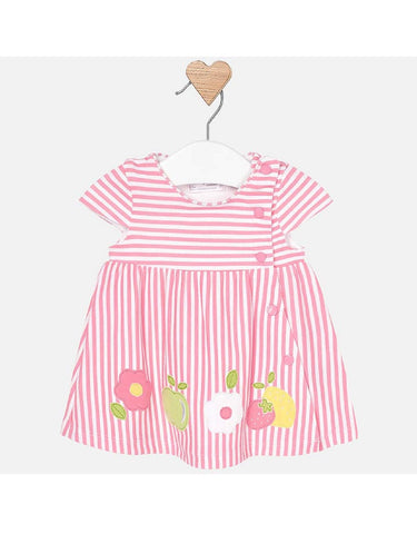 Mayoral Baby Striped Dress