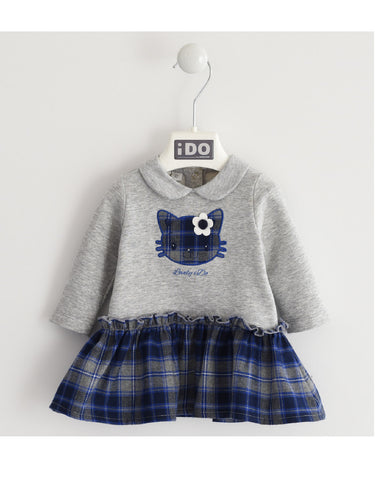 I Do Baby Knitted Dress