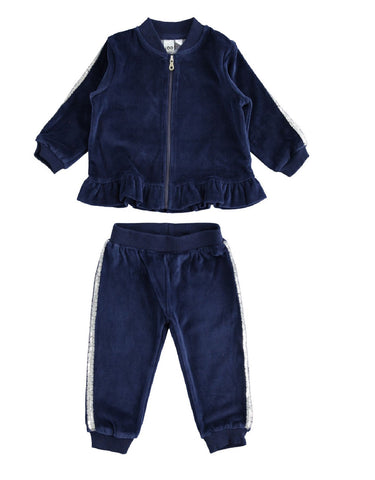 I Do Navy Jogging Suit