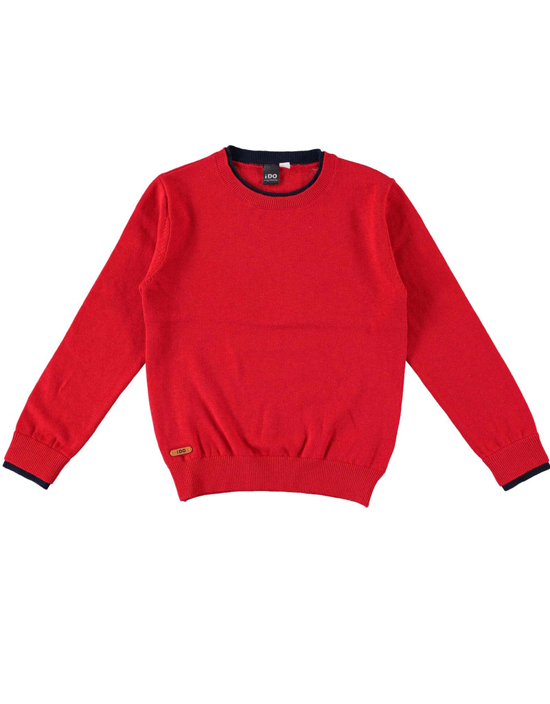 I Do Red Jumper