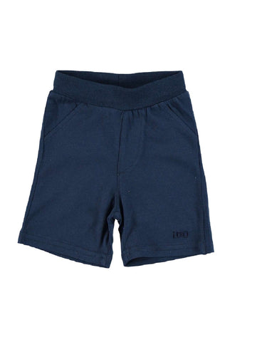 I Do Navy Jersey Shorts