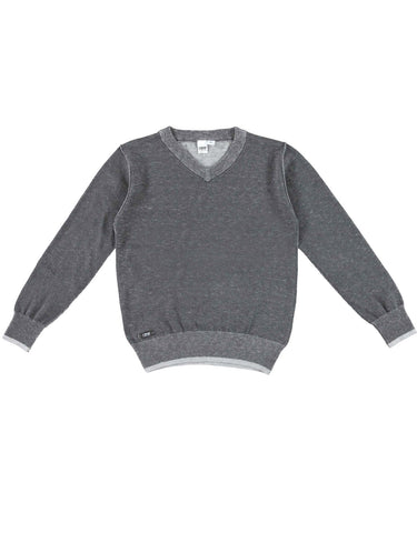 I Do Grey Knit Jumper