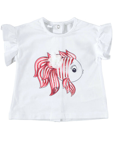 I Do Fish T Shirt