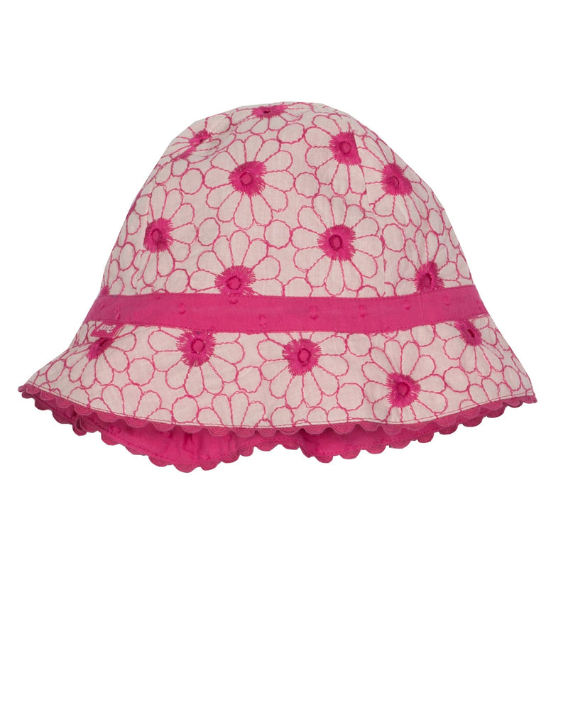 Kite Broderie Reversible Hat