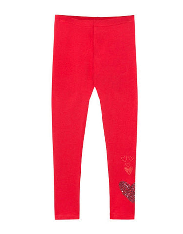 Desigual Frutipan Red Legging
