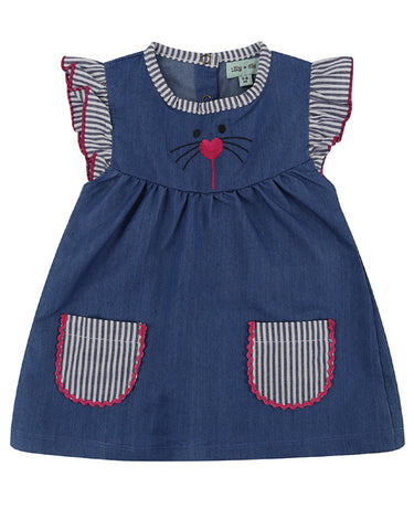 Lilly & Sid Character Baby Dress
