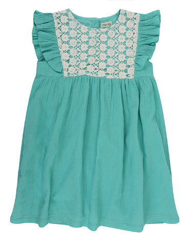 Lilly & Sid Mint Gypsy Dress