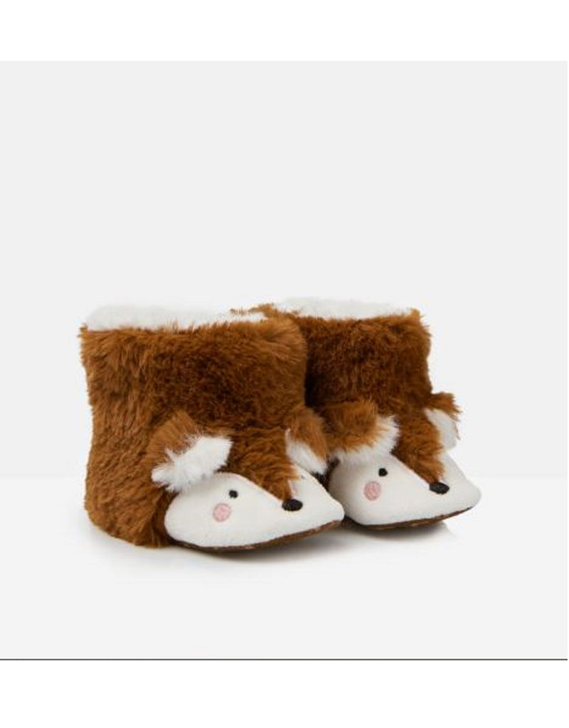 Joules Petapata Fox Slippers