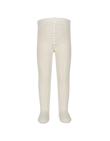 Kite Cream Cable Tights