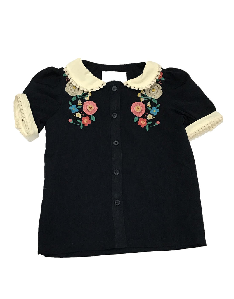 Little Lord & Lady Alice Blouse