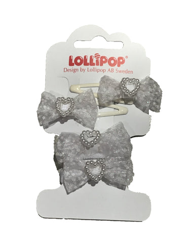 Lollipop Bow Hair Accessories