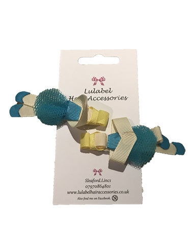 Lulabel Ballerina Hair Accessories