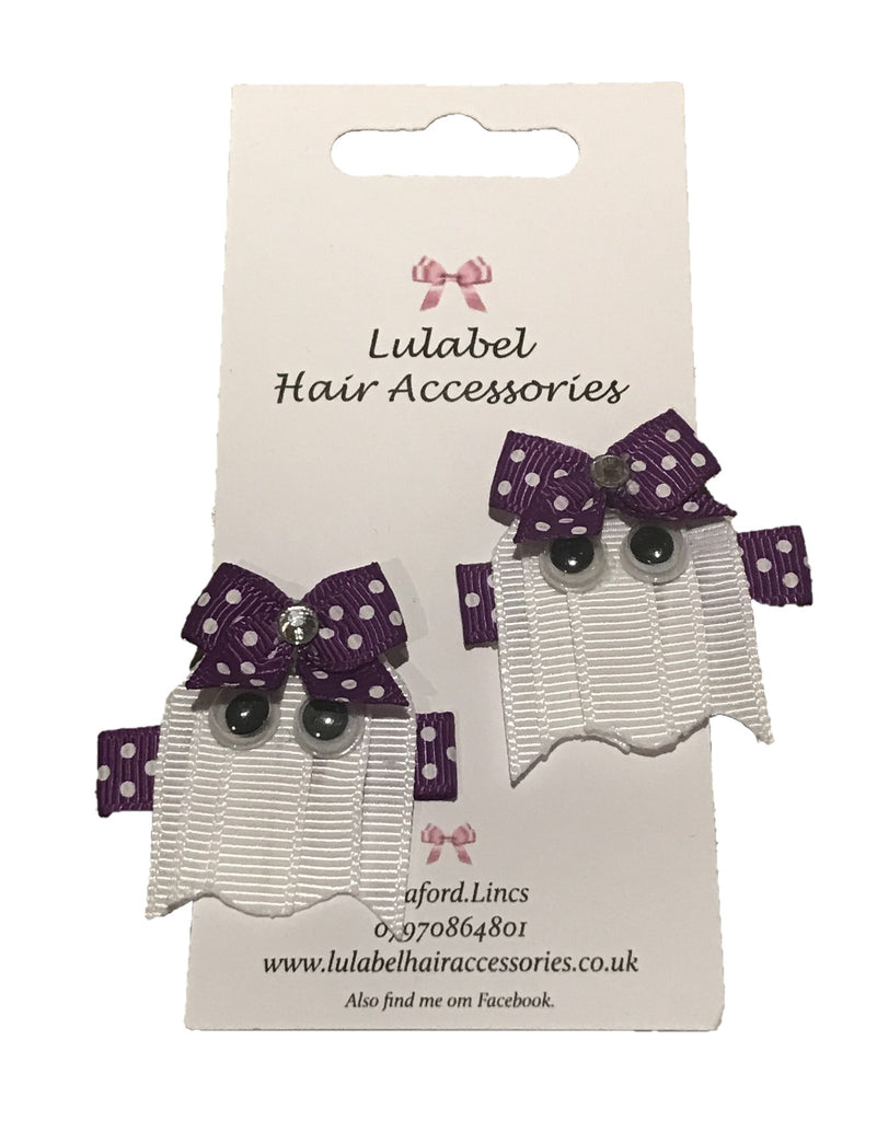 Lulabel Ghost Hair Accessories