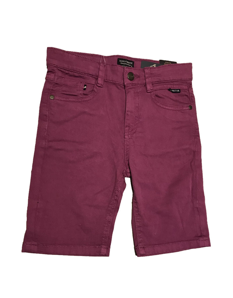 Nukutavake Purple Shorts
