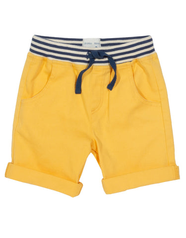 Kite Mini Yacht Shorts Yellow