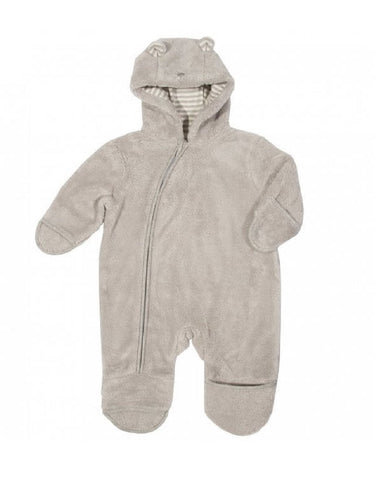 Kite Bear Fleece Pramsuit