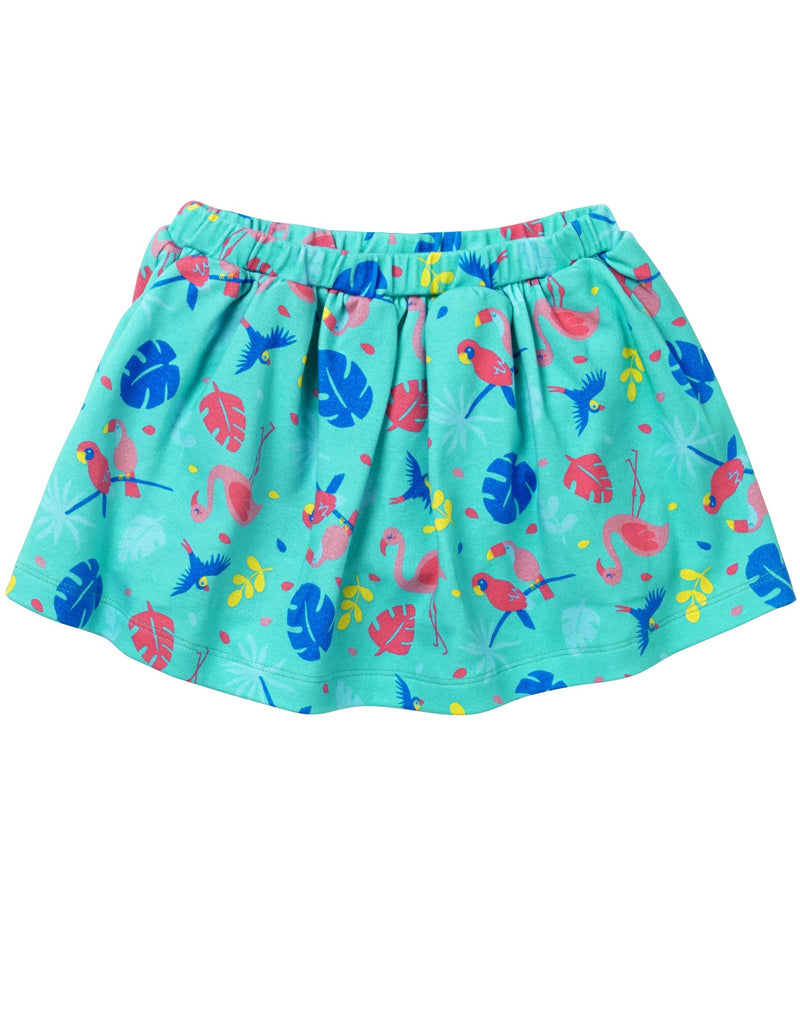 Piccalilly Tropical Skort