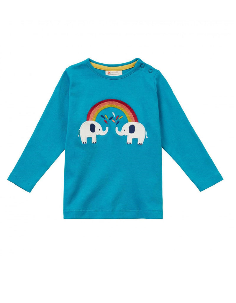 Piccalilly Elephant Top