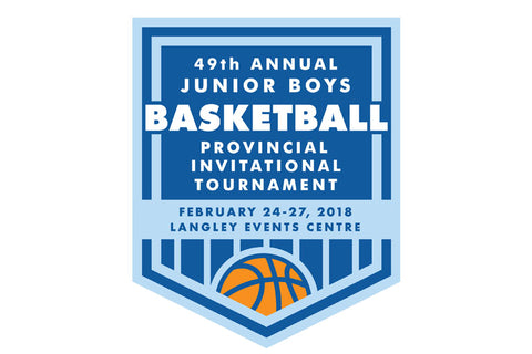 Junior Boys Basketball Provincial Invitational Tournament