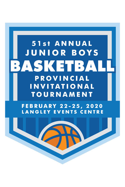 Junior Boys Basketball Provincial Invitational Tournamant Banquet Tickets