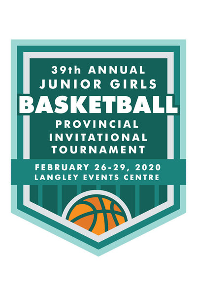 Junior Girls Basketball Provincial Invitational Tournament Banquet Tickets