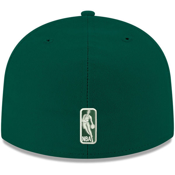 Milwaukee Bucks 5950 Classic Wool Fitted