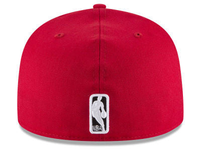 Chicago Bulls 5950 Classic Wool Fitted