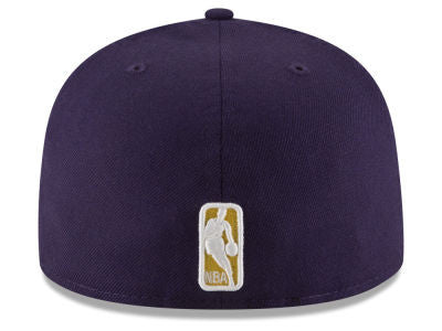 Los Angeles Lakers 5950 Classic Wool Fitted