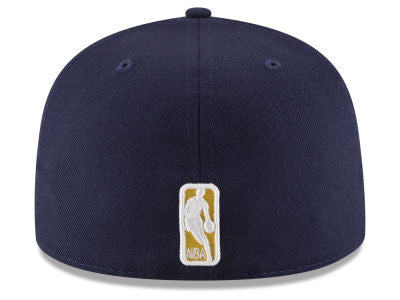 Indiana Pacers 5950 Classic Wool Fitted
