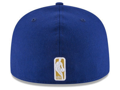 Golden State Warriors 5950 Classic Wool Fitted