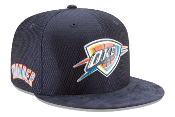 OKC Thunder 950 NBA 17 Draft Hat